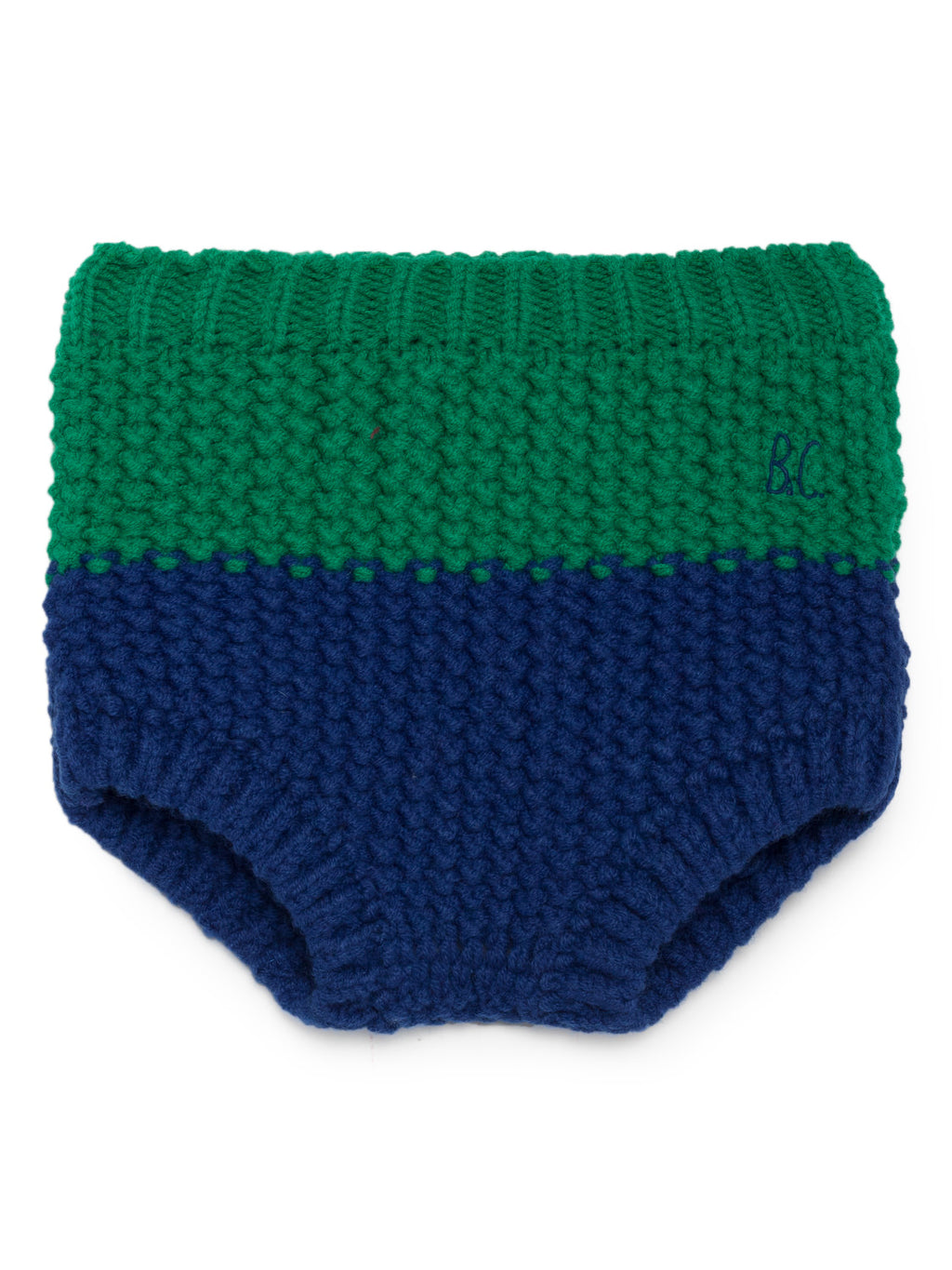 Bobo Choses - Blue Knitted Culotte