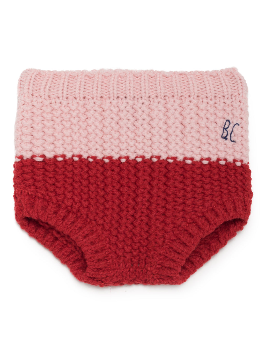 Bobo Choses - Red Knitted Bloomer short