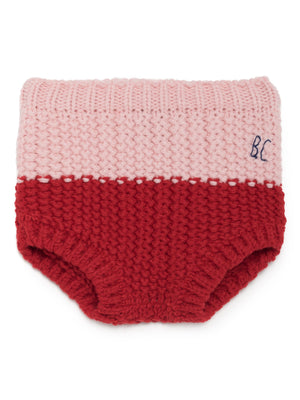 Bobo Choses - Red Knitted Culotte