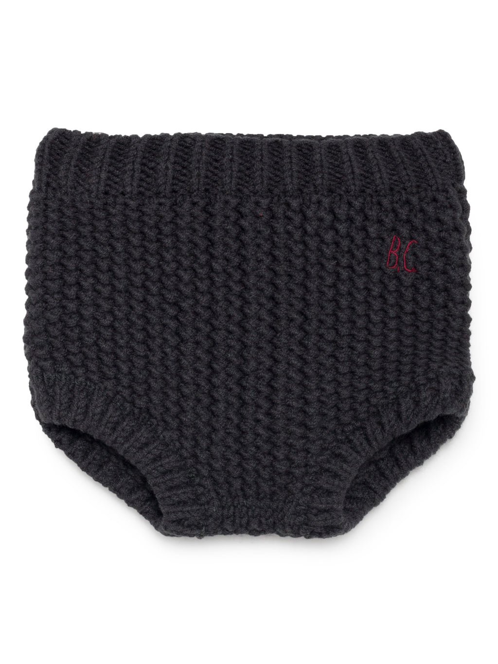 Bobo Choses - Black Knitted Culotte