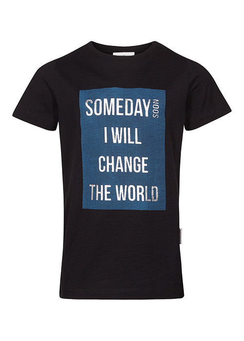 Someday Soon - Someday T-Shirt - Black