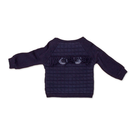 Noe & Zoe - Baby monster college Sweater