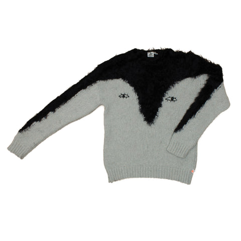 Noé & Zoë Sweater - Black Penguin