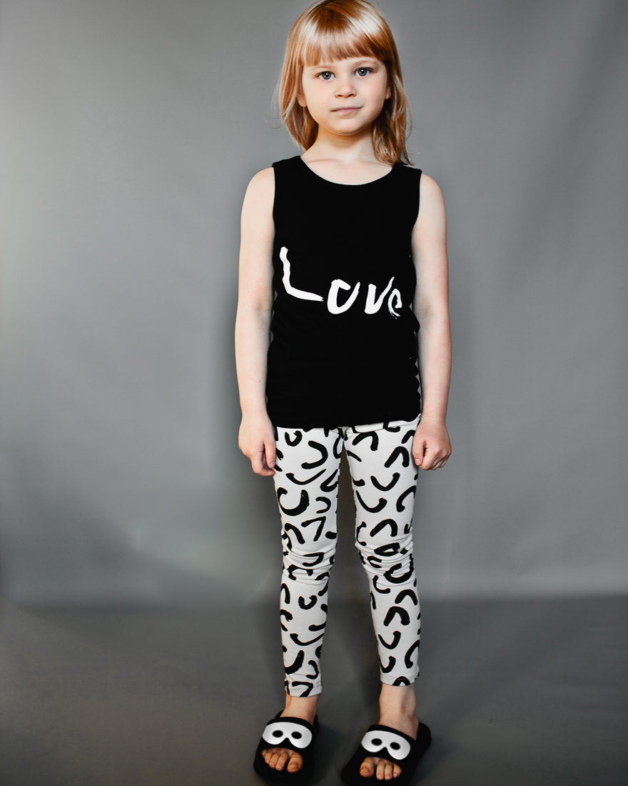 Beau Loves - Vest Inky Black