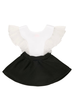 Wauwcapow by Bangbang Copenhagen - Bird Girl Frill - Dress