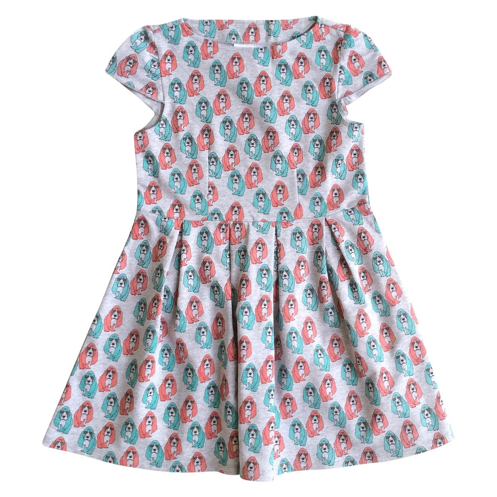 Gardener and the Gang - Swirl Dress 'Bert'