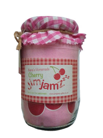JimJamz - Pink Strawberry Pyjamas