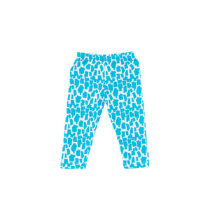 Noé & Zoë - Baby Leggings - Crush Blue