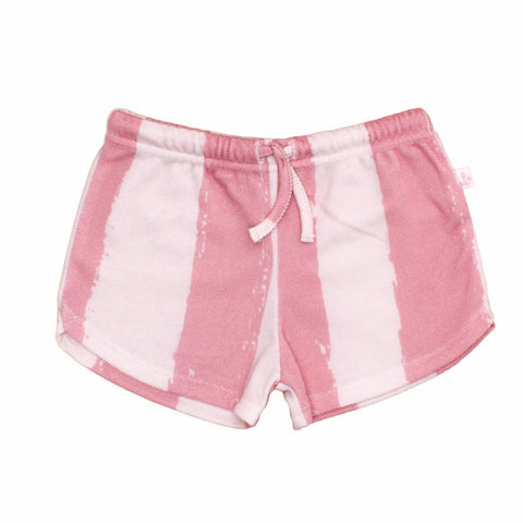 Noé & Zoë Kids Shortie  - Rose XL Stripe