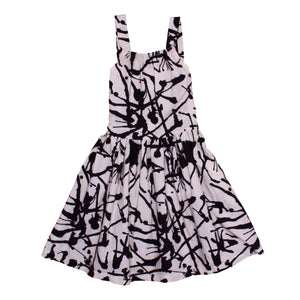 Noé & Zoë - Dance Dress - Black Ink