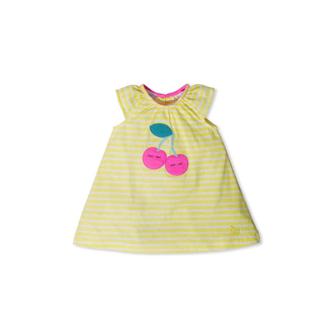 Bonnie Baby Yellow Dress Very Cherry