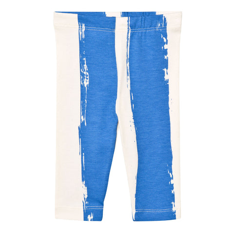 Noé & Zoë Baby Leggings - Blue Stripe