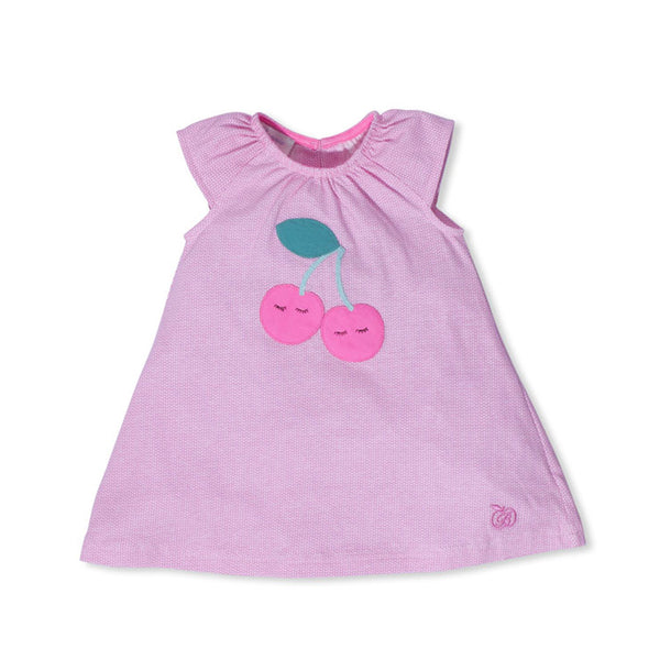 Bonnie Baby Pink Dress Very Cherry