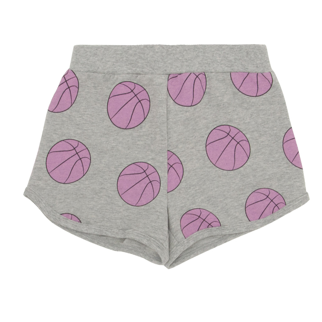 Gardner and the Gang - Shorts 'Basketball' All over Print