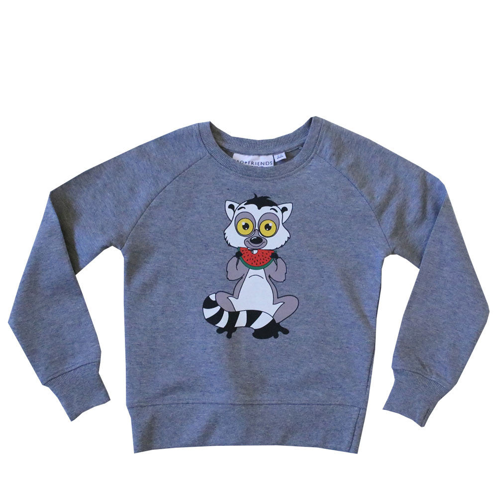 TAO & FRIENDS - Sweatshirt - LEMUREN