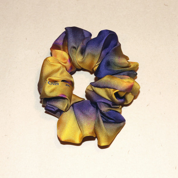 buy yellow purple fashion silk scrunchies online paris taipei tokyo harvey nichols isetan selfridges barneys new york