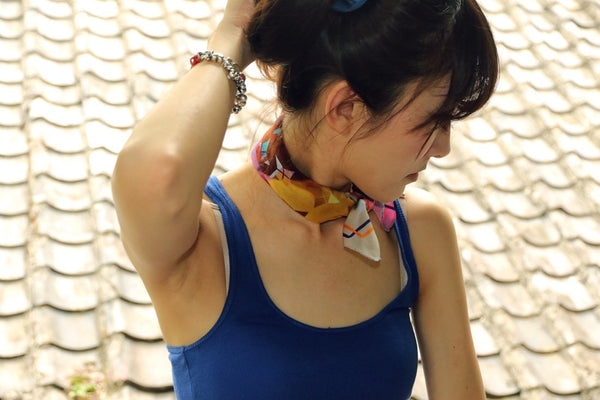 "buy silk scarf ""from a friend of mine"" online paris taipei tokyo taiwan"