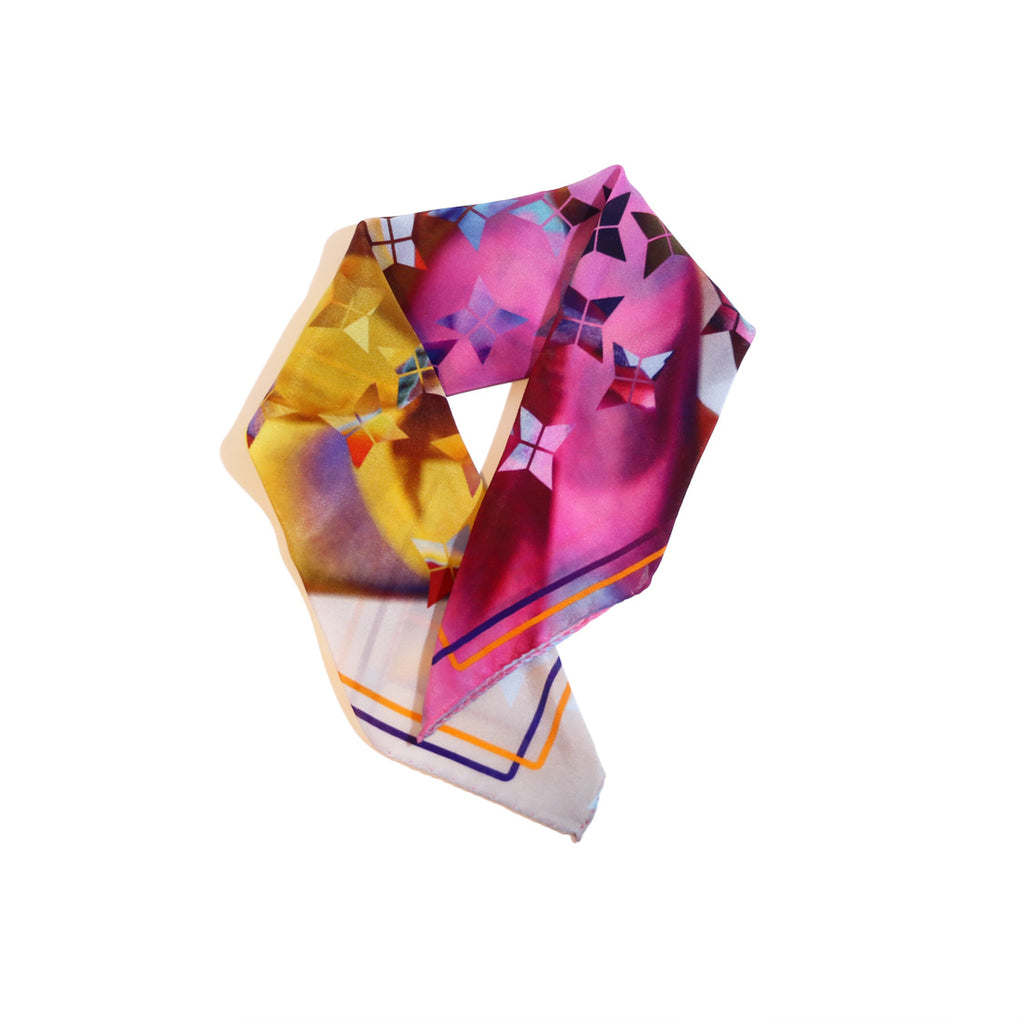 buy luxury silk scarf online paris taipei tokyo isetan taiwan selfridges vetements dover street market