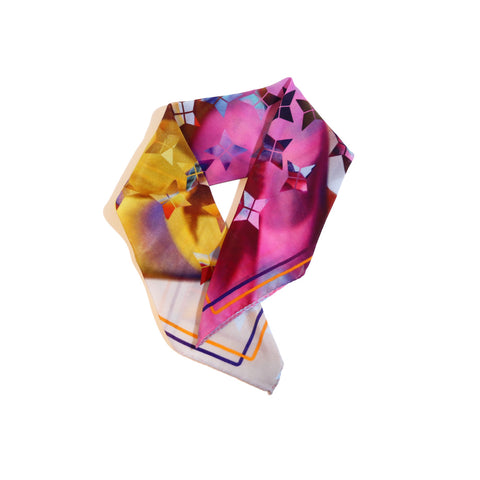 buy luxury silk scarf online paris taipei tokyo isetan selfridges vetements dover street market