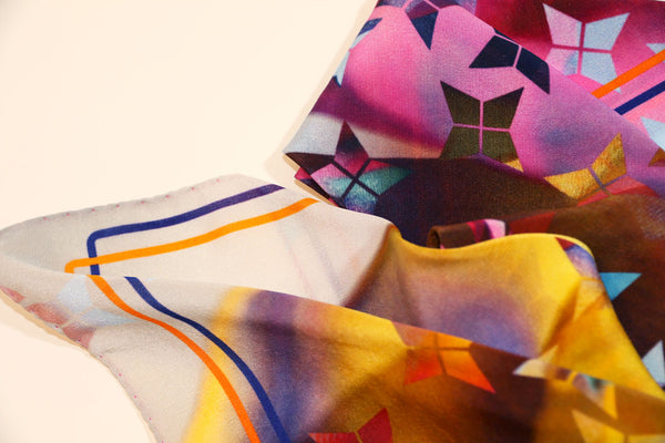 selfridges vetements dover street market buy luxury silk scarf online in paris, taipei and tokyo isetan.