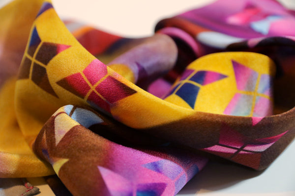 buy luxury silk scarf online for selfridges from a friend of mine dover street market paris taipei tokyo isetan