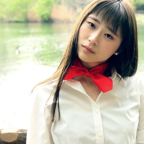 "buy red silk scarf online paris taipei tokyo ""from a friend of mine"""