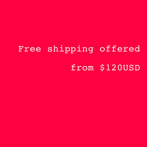 Free Shipping Offered