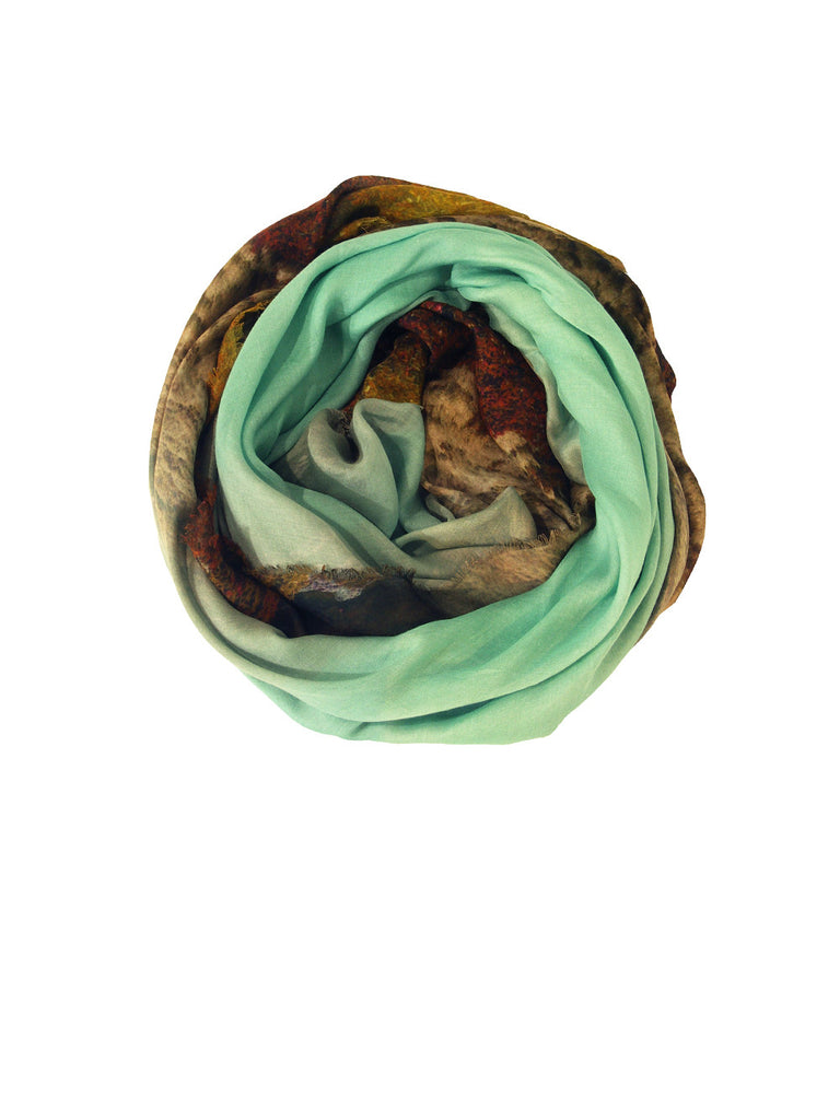Buy Turquoise Big Luxury Fashioin Scarf Style for women online & Paris. Shop at David Jones, Harrods & Farfetch.