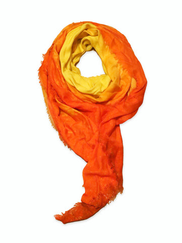 パリ、台北、大阪、東京高島屋の高級ファッションスカーフ! Buy Luxury Fashioin Orange Scarfs for women available in Takashimaya. Ready for Isetan.