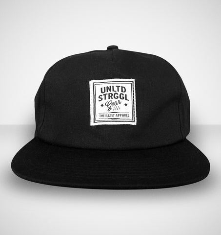 Struggle Unstructured Dad's Hat
