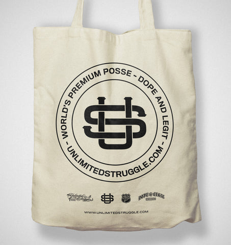 Struggle Tote Bag