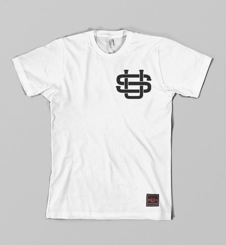 Struggle Monogram Logo (White)