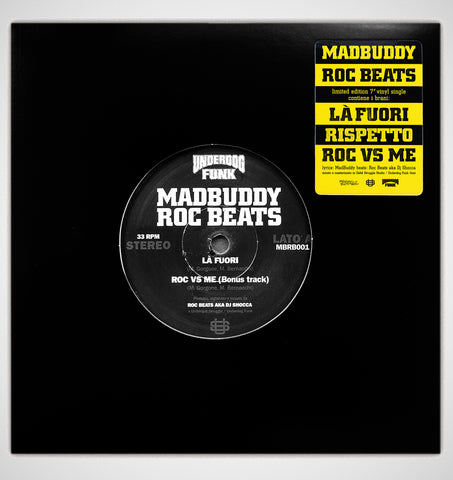 "7"" single: Madbuddy 