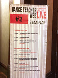 Dance Teacher Web Live in Las Vegas National Conference 2017