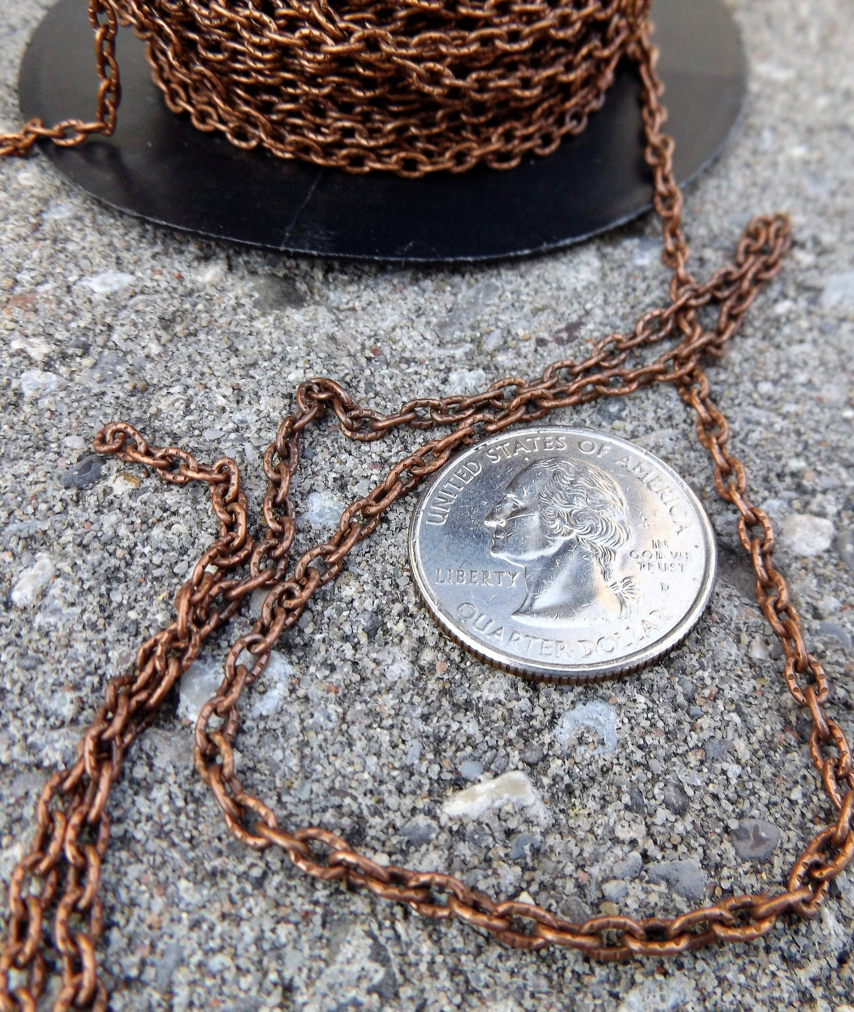 Stringing Materials Chain Mhai O Beads Electrical Current Perdiameter Of Wire In Other Words Copper Iron Antique Color Ch06 4x3mm Fancy Oval Links Sold