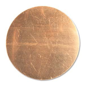Metal Stamping Blanks *Rounds/ Circles (Copper) See drop