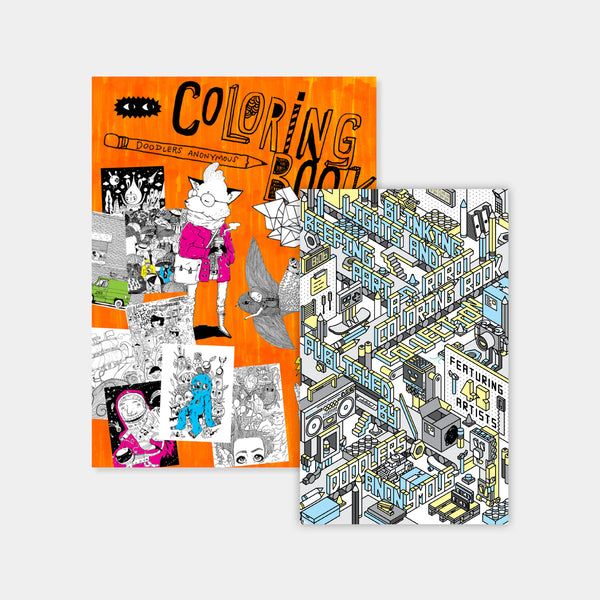Coloring Book Special Bundle 2-pk