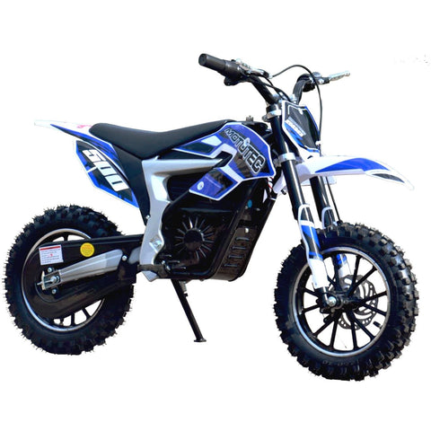36 volt electric dirt bike