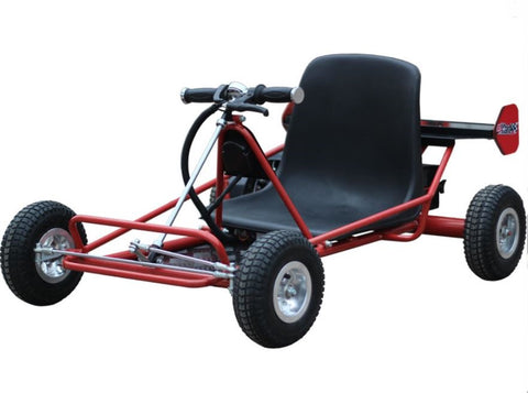 Solar Electric Go Kart