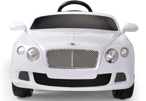 Bentley GTC 12v White (Remote Controlled)