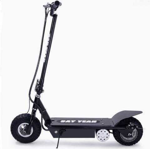 Electric Scooter Black