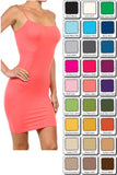 Dress Length Cami in Curvy and Regular - More Colors -  - 1