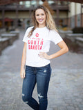 We Are South Dakota Coyote Tee