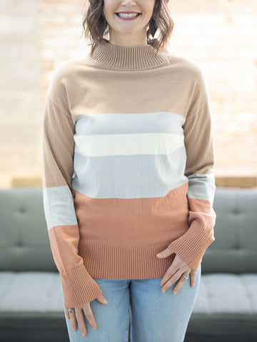 Miranda Stripe Sweater