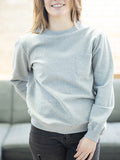 Babb Back Zipper Pullover