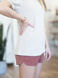 Pacific Puff Sleeve Top