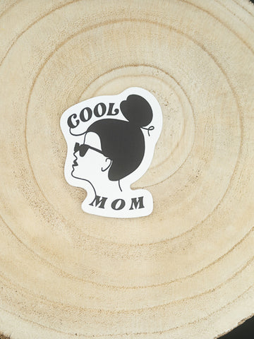 Cool Mom Sticker
