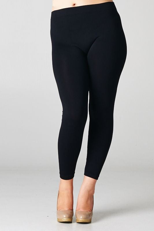 Curvy Leggings -  - 1