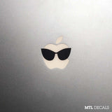 Cat Eye Sunglasses Macbook Decal / Macbook Sticker