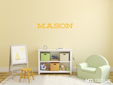 Custom Name wall decal, DIY, kids room decor